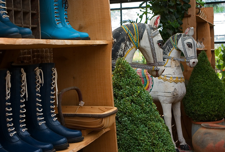 Boots and Horses